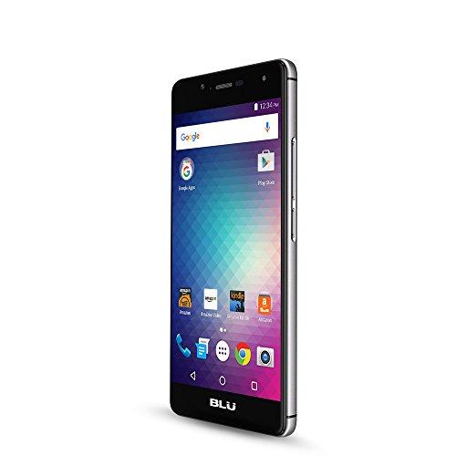 BLU R1 HD - 16 GB - Black - Prime Exclusive - with Lockscreen Offers & Ads