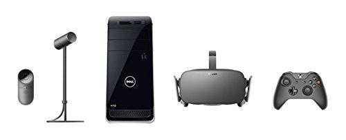 Oculus Rift + Dell Oculus Ready XPS 8900 Desktop PC Bundle