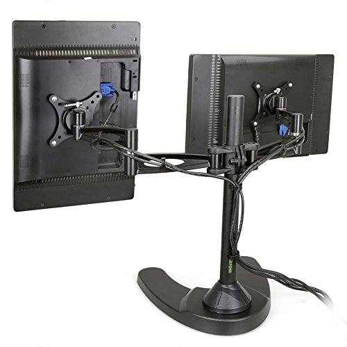 Monitor Desk Mount Stand, iKross Monitor 3-Way Adjustable Tilting Mount Bracket - Fit for 13 - 30 inch LED / LCD Screens